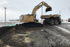 airdrie road construction twin yankee valley
