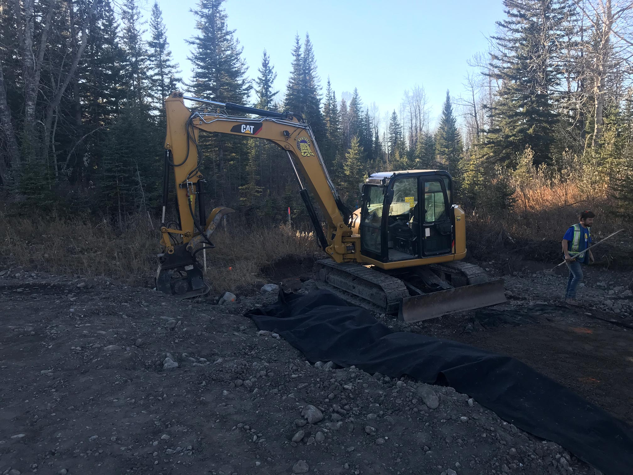 Mountain View County Road Upgrades