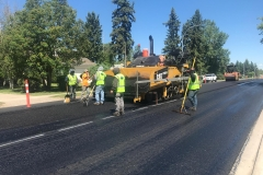 paving in Olds, Alberta